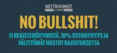 Selvitä No Account Casinon uusien pelaajien tarjoukset täältä!