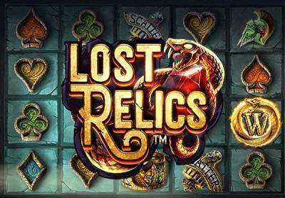 Nappaa muun muassa Lost Relics -spinnejä uudesta onnenpyöräturnauksesta!