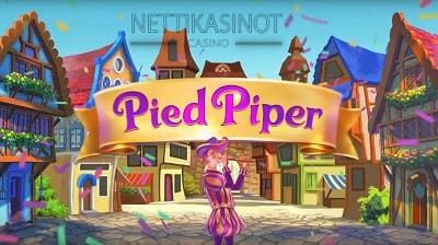 Lue täältä nettikasinoiden suosituimmat ilmaiskierrospelit, mukana Pied Piper!