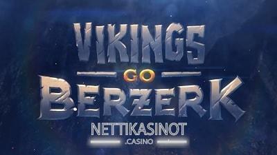 Lue täältä nettikasinoiden suosituimmat ilmaiskierrospelit, mukana Vikings Go Berzerk!