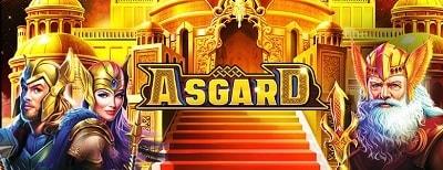 Saat Pragmatic Playn uuteen Asgard-peliin ilmaisspinnejä täältä!
