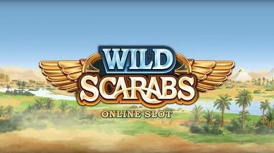Nappaa ilmaispelit Wild Scarabs -kolikkopeliin täältä!