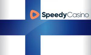 Suomalaisille suunnattu Speedy Casino