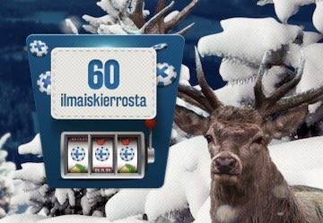Suomiautomaatti ilmaiskierrokset