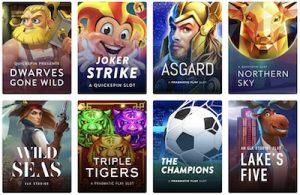 21.com -nettikasinon kolikkopelit
