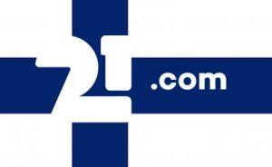 21com toimii hyvin suomen kielellä