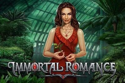 Saat täältä Immortal Romance -vapaapelejä!