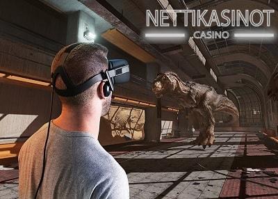 Virtuaalikasinoilla pelaamista varten tarvitsee Oculus Rift -virtuaalilasit!