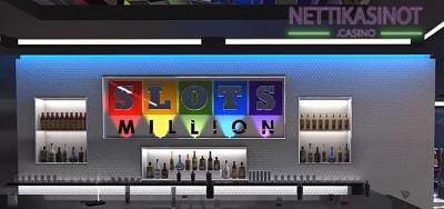 Testaa SlotsMillion-virtuaalikasino täältä!