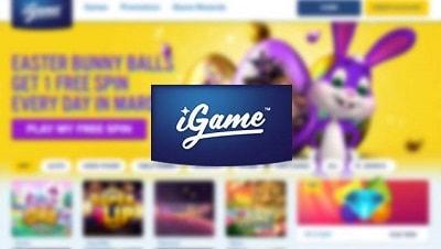 iGame antaa uusille pelaajille loistavia tarjouksia!