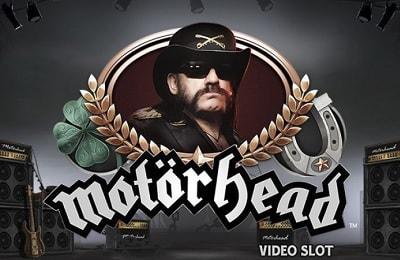 Pelaa Motörhead Video Slot -peliä ilmaiseksi Betsafella!