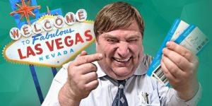 Voita Casinohuoneen Las Vegas -arvonnasta liput kasinokaupungin sykkeeseen!