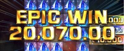 Nappaa jackpot-voittoja Joker Gems (Elk Studios) -kolikkopelistä!