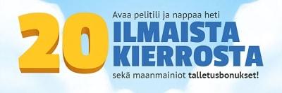 Tsekkaa Kalevala Kasinon uusien pelaajien tarjoukset täältä!