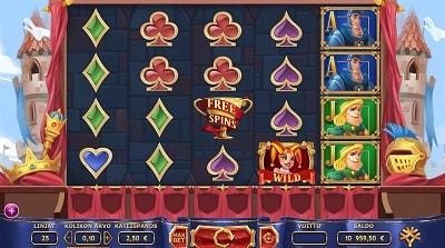 Tutustu Yggdrasilin Royal Family -peliin täältä!