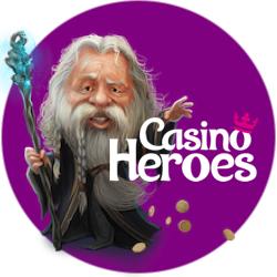 casino heroes ilman rekisteröintiä