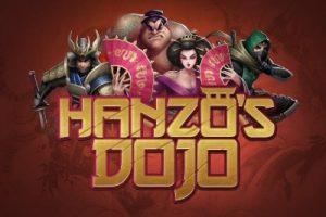 Pelaa Hanzo's Dojo -kolikkopeliä Betssonin after work -kisoissa!