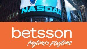 Betsson Group löytyy Ruotsin pörssistä