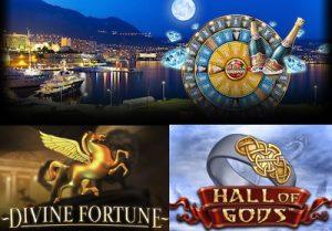 NetEntin jackpot-peleissä jaetaan miljoonia euroja