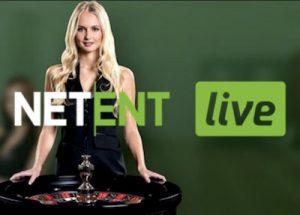 NetEntin livepelit lukuisilla nettikasinoilla