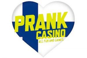 Prank Casino ottaa vastaan suomalaiset pelaajat