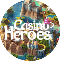 CasinoHeroes on Hero Gamingin suosituin kasino