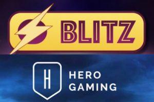 Hero Gamingin uusi Blitz-ohjelmisto