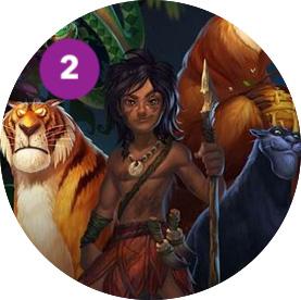 Jungle Books kolikkopeli