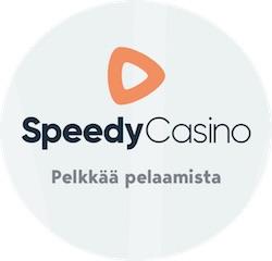 SpeedyCasino on rekisteröintivapaa