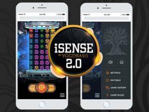 iSense teknologia Yggdrasil