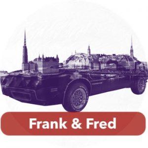 Frank & Fredin joulun road tripillä jaetaan satojatuhansia ilmaiskierroksia