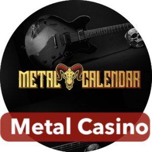 Metal Casino jakaa jouluna signeerattuja tuotepalkintoja
