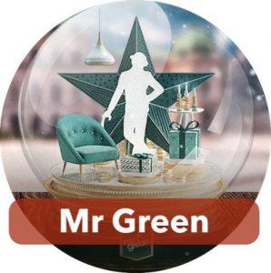 Mr Greeniltä joulutarjouksia 46 päivän ajan.