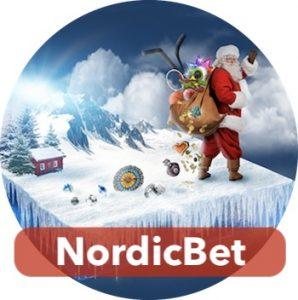 Nordicbet jakaa ilmaiskierroksia adventtisunnuntaisin