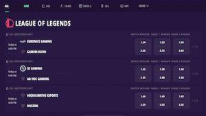 Pixelbet on alan parhaita esports-sivustoja