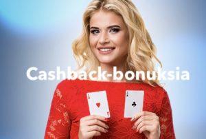 Schnellwetten Casinon käteispalautukset