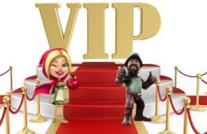 Highrollerit saavat eksklusiivisia VIP-tarjouksia