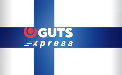 suomalaiseen makuun löytyy Guts Xpressiltä paljon kaikkea