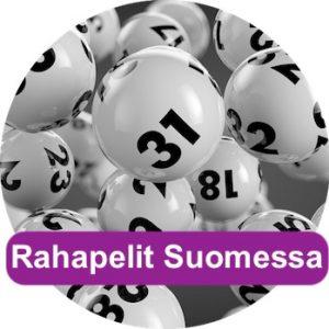 Suomessa suosituin rahapeli on Lotto