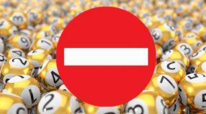 Lotto on kielletty Las Vegasissa