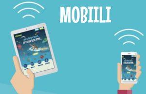 Crazyno toimii sekä tabletilla että älypuhelimella