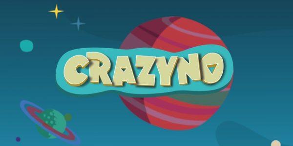 Crazyno on avaruusteemainen kasino!