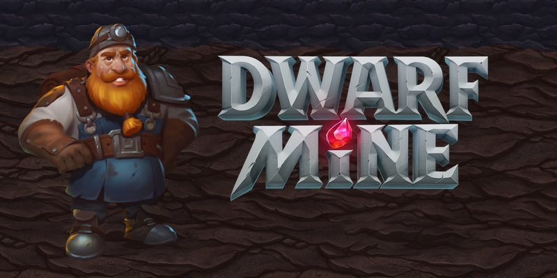 Dwarf Mine on Yggdrasilin uusin kolikkopeli