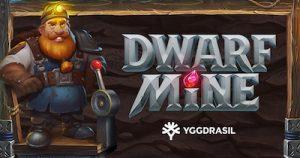 Dwarf Mine -pelin pääosassa on kaivoskääpiö