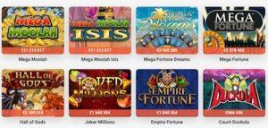 GoGoCasinolla on yli 40 miljoonan euron edestä jackpot-pelejä