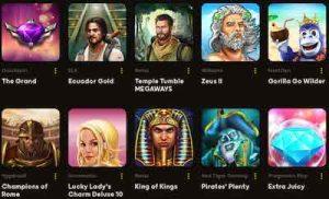 GoGo Casinolta löydät kaikki uusimmat kolikkopelit