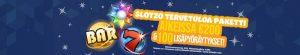 Slotzo jakaa pelaajille 200€ bonarit