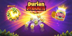 Durian Dynamite on Quickspinin uusi kolikkopeli