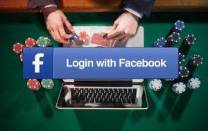 Facebook-rekisteröinti nettikasinolle