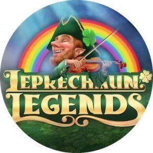 Leprechaun Legends on Genesis Gaming -peli